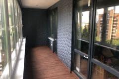 обшивка балкона внутри цены