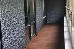 обшивка балкона внутри  цена