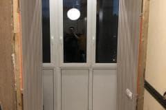 варианты отделки балкона