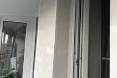 отделка балкона под ключ москва