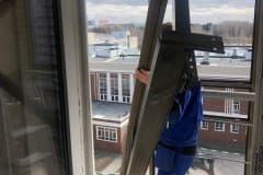 остекление балконов цена в москве