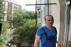 остекление балконов под ключ в москве