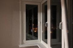 внутренняя отделка балкона потолок