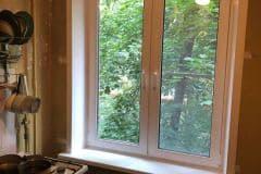 пластиковые окна москва цена с установкой