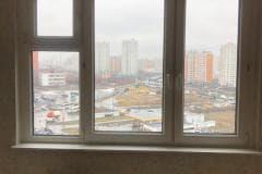 стоимость установки окна