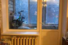 пластиковый окно