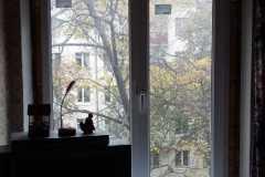 пластиковые откосы на балконе