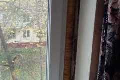 балкон откос установка